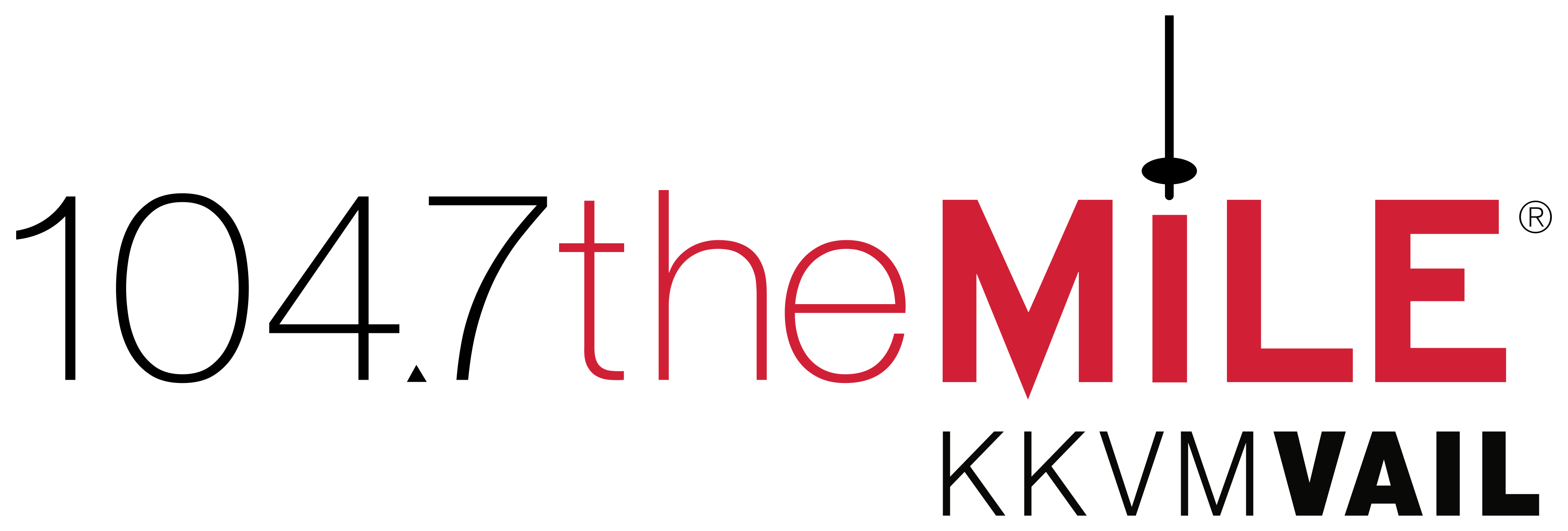 THE MILE Logo_BLACK and RED